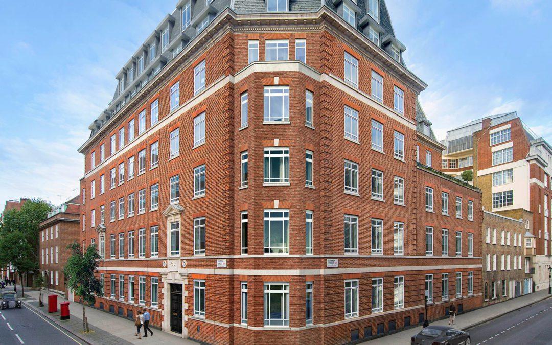 67 Tufton Street, London