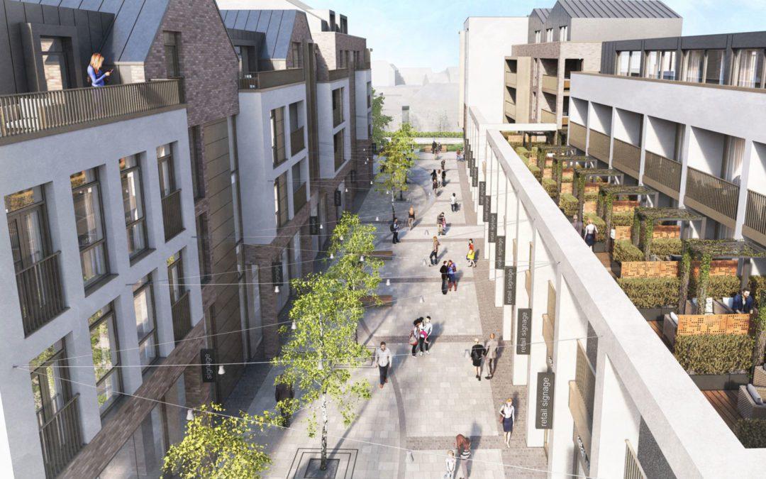 Transformation of Bircherley Green takes further steps forward