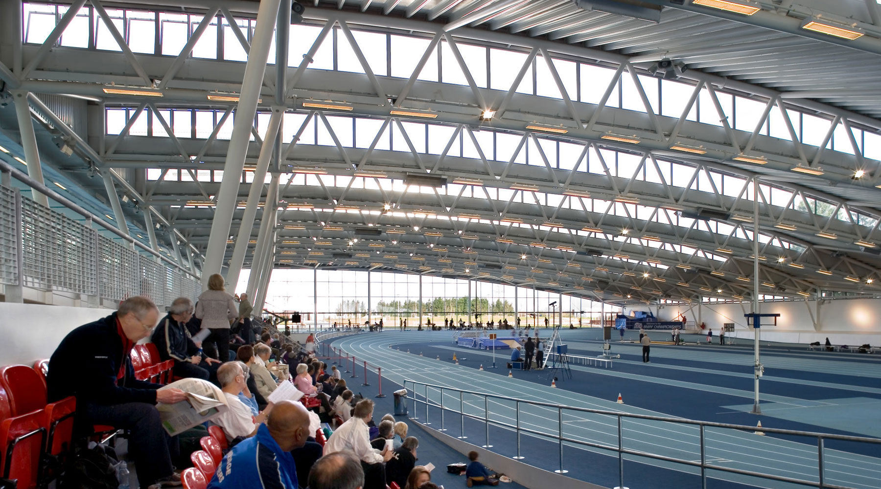 Wrenbridge Sport Lee Valley Athletics