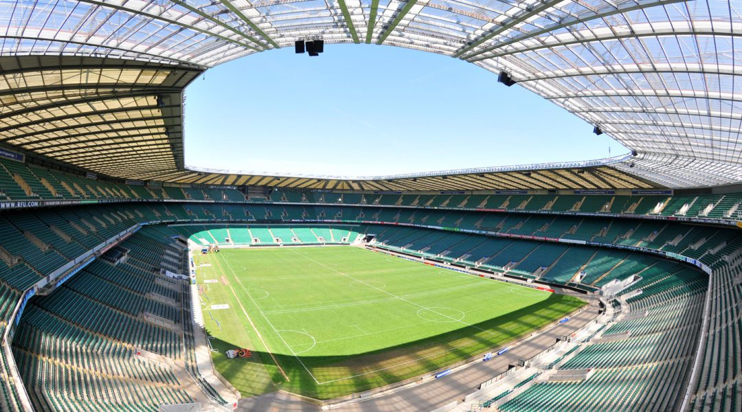 Twickenham Stadium – East Stand