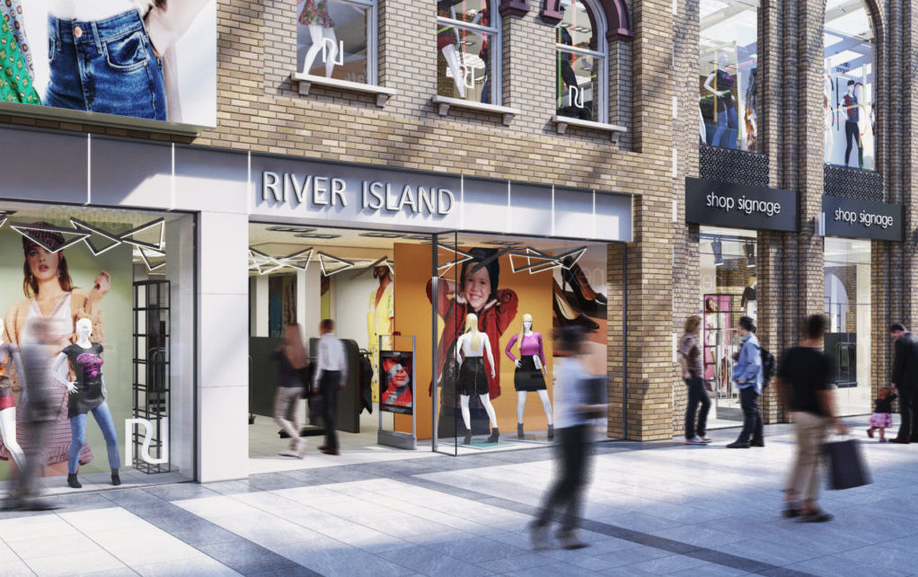 a08f81954ee Massive New River Island Store to Open at the Grafton - Wrenbridge
