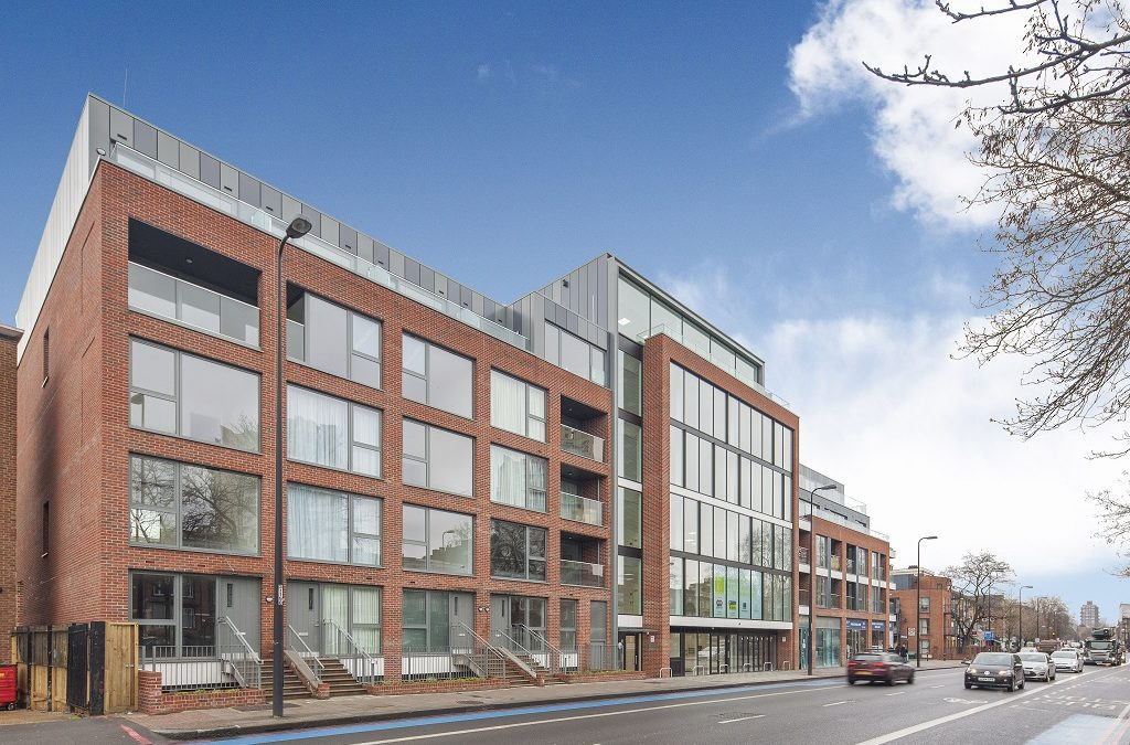 Clapham Road building gets new lease of life with Buccleuch Property and Wrenbridge partnership