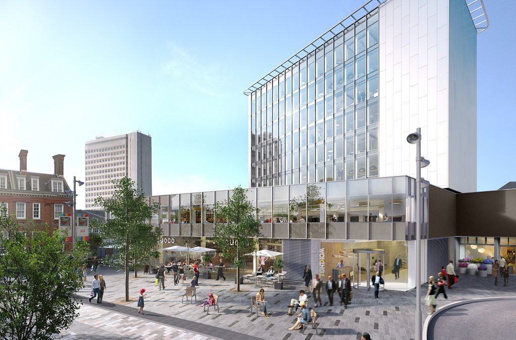 Wrenbridge and Palmer Capital sell Woking One