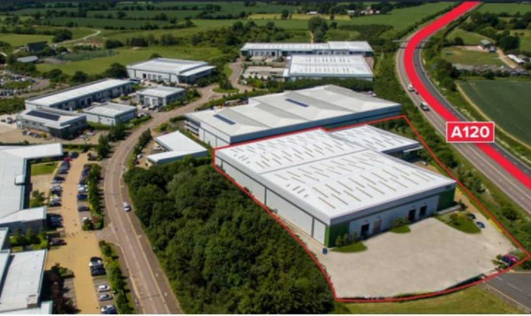 Blue Coast Capital and Wrenbridge acquire 70,000 sq ft warehouse in Braintree