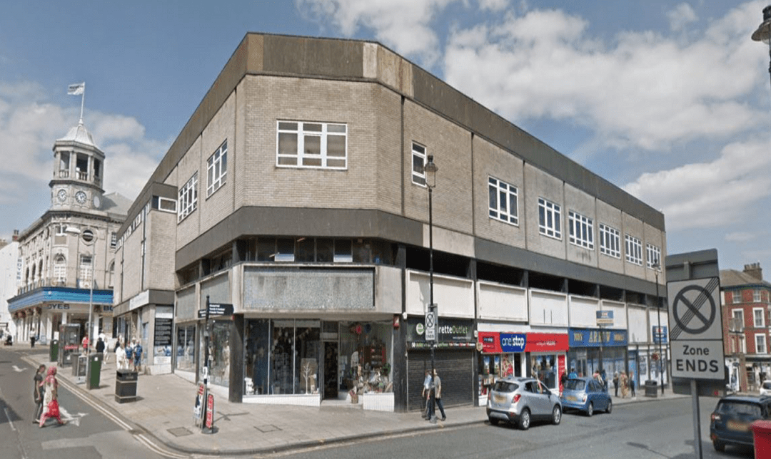 Scarborough's old Argos building to be demolished and replaced by student flats and town square