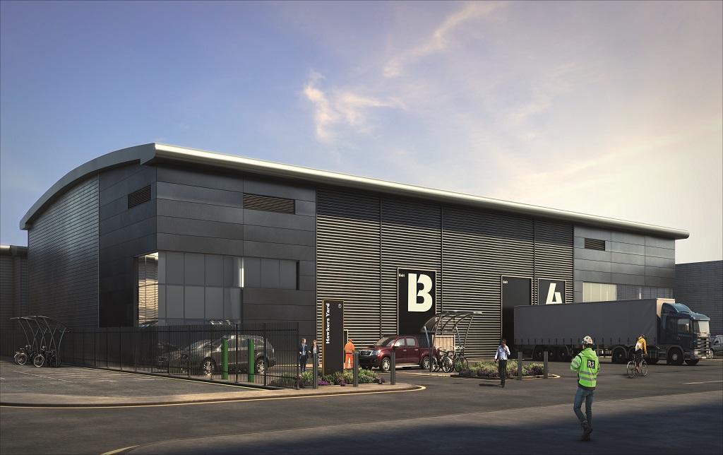 New Scheme – Hawkers Yard, Ruislip
