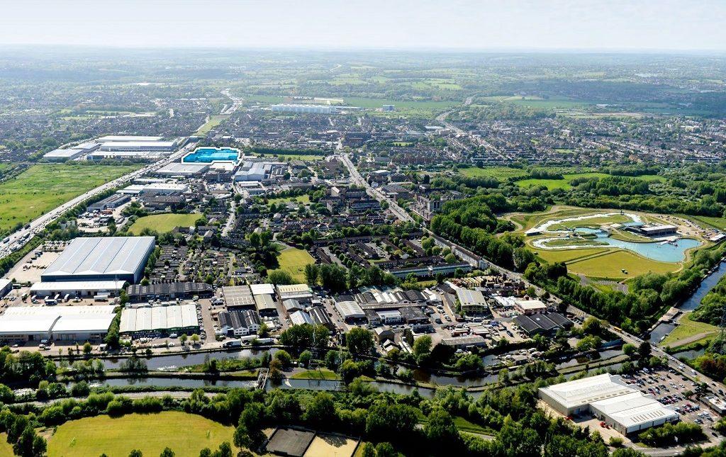 RPMI Railpen acquires 5.85 acre site with Wrenbridge for London warehouse development