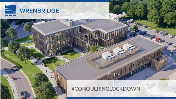 How Wrenbridge have been #ConqueringLockdown so far
