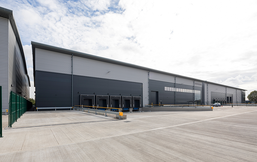 RPMI Railpen and Wrenbridge secure consent for major London warehouse development