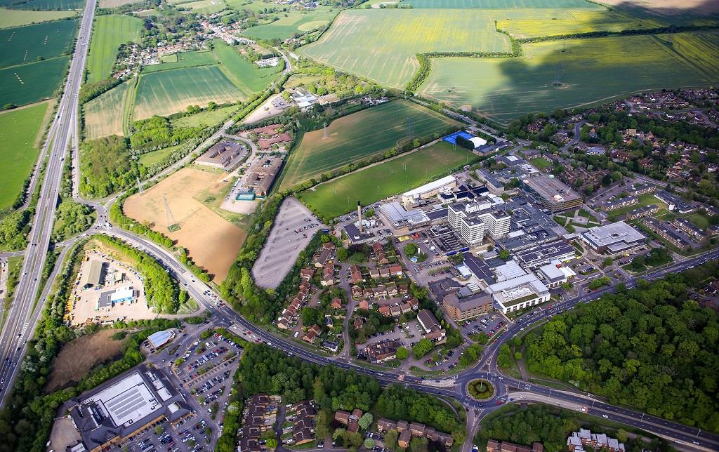 Wrenbridge and Bridges To Develop £45m Stevenage Employment Site for Industrial